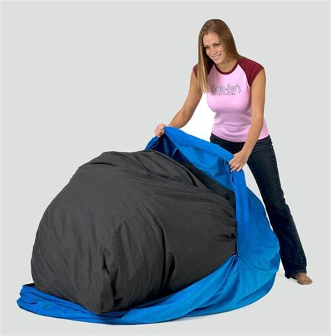 bean bag that turns into a bed corduroy bean bag chair bed home furniture design