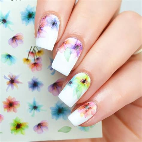 Nail Decals by Best 25 Nail Stickers Ideas On Diy Nails