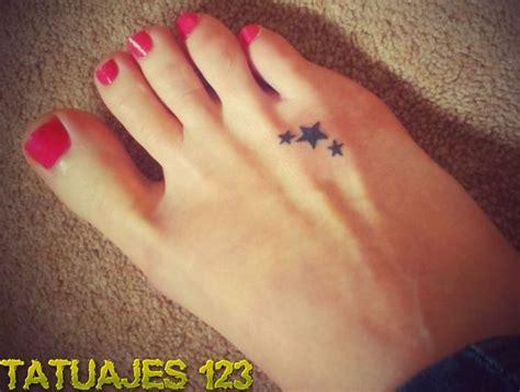 tres estrellas tatuajes 123