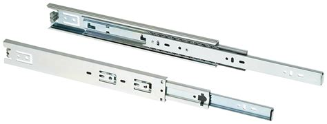 12 inch side mount drawer slides shop fox d3028 12 inch full ext drawer slide 100 pound