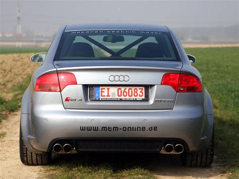 Mtm Audi by Mtm Audi Rs4 Clubsport 534hp Picture 46586 Mtm Photo