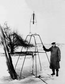 Dr Robert Hutchings Goddard Nasa Robert H Goddard And His Rockets