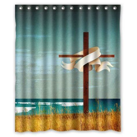 religious shower curtains 17 best images about shower curtain art on pinterest
