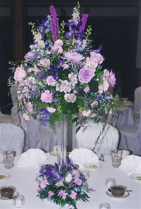 Silk Wedding Centerpieces Ideas Party Themes Inspiration Silk Flower Wedding Centerpieces
