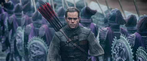 film kolosal china 2017 the great wall movie review film summary 2017 roger