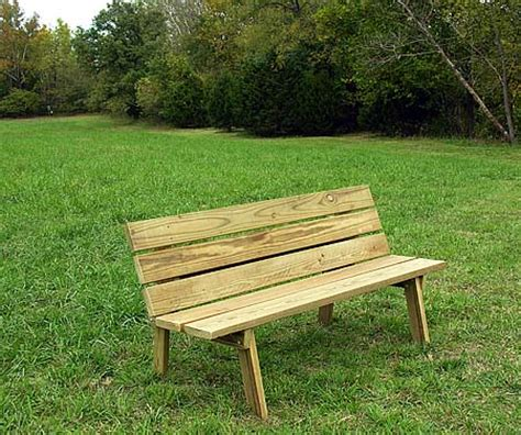 build a park bench patterns for wooden benches free bench plans how to