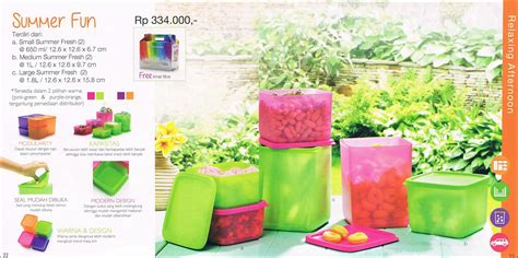 Tupperware Summer summer tupperware promo november 2014