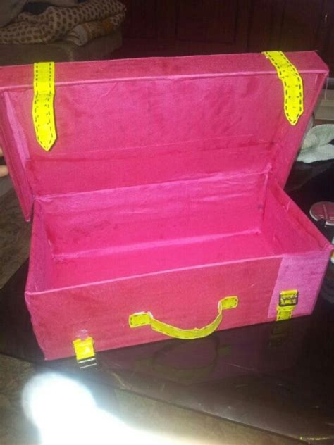How To Make A Shoe Box Out Of Paper - 76 best images about shoeboxes used creatively on