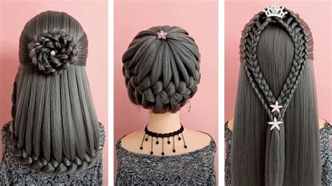 easy hair style  long hair top  amazing hairstyles
