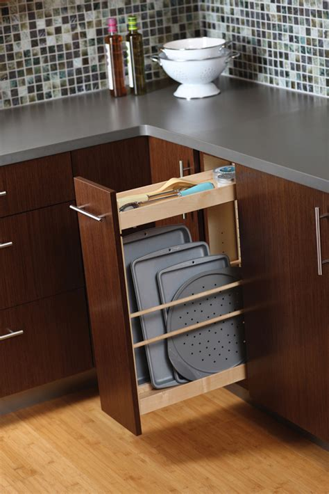 kitchen cabinet pull out storage pull out kitchen storage cabinets dura supreme cabinetry