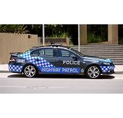 Highway Patrol  Dont Follow Too Close Townsville