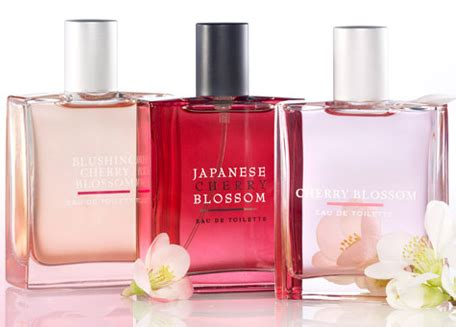 California Fragrance Spray Pengharum Mobil Cherry Blossom japanese cherry blossom bath and works perfume a fragrance for