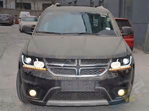 Dodge Journey Headlights Hid Headlights For Dodge Journey Jcuv Front Bumper Led Hi