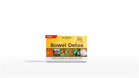 Detox Diet Bowel Movements by 5 Day Bowel Detox Program Dr Schulze S Bowel Cleanse