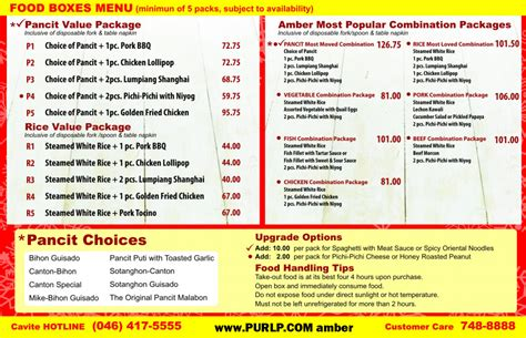 Phone Number For Table Pizza by Table Pizza Menu