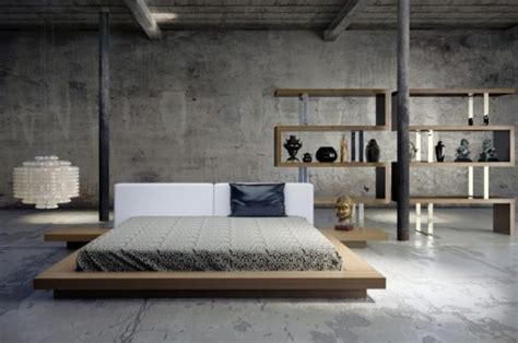 how much to plaster a bedroom 19 marvelous bedrooms with concrete wall that are worth seeing