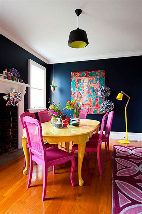colorful dining table 50 best dining room sets for 2018