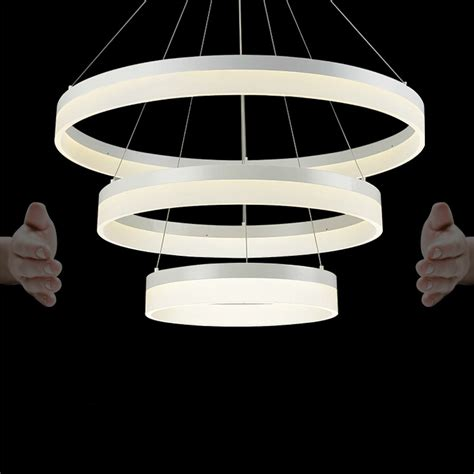 Light Fixtures Free Shipping Free Shipping Single 1 Light Acrylic Chandelier Light Fixtures Included 3w White Color Led Top