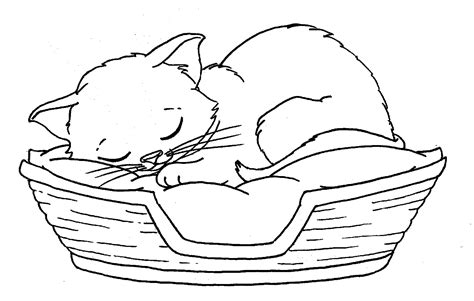 free printable coloring pages free kitten coloring pages