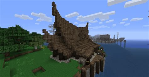 viking house big viking house minecraft project