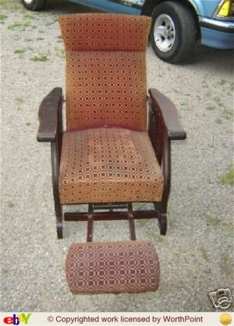vintage rocker recliner larkin chatequa rocker recliner 45 collectors weekly