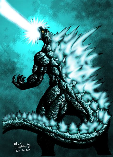 godzilla the great by nineknives on deviantart