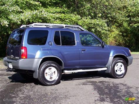 2000 denim blue metallic nissan xterra se v6 4x4 37282635 photo 15 gtcarlot car color
