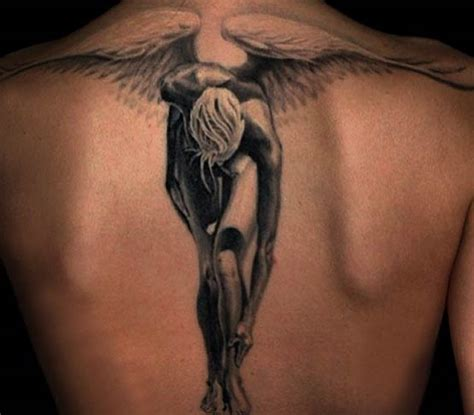 angel wing tattoo designs back full tattoo