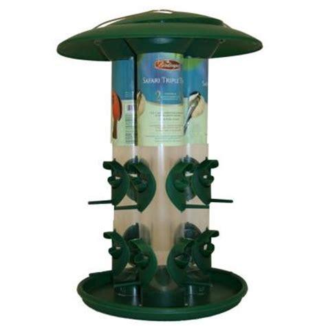 birdscapes safari bird feeder 369 the home depot