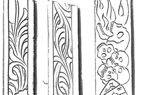 belt tooling patterns archives don gonzales saddlery