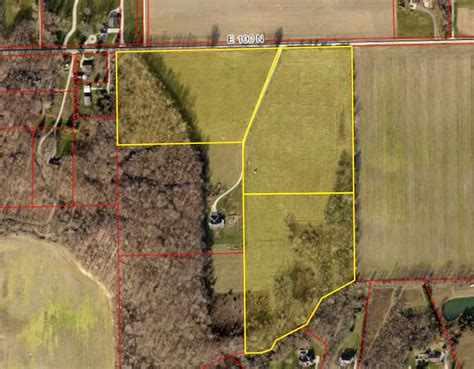 Tippecanoe County Property Sales Records Tippecanoe County Farm For Sale 30 Acres Of Tillable Wooded Land