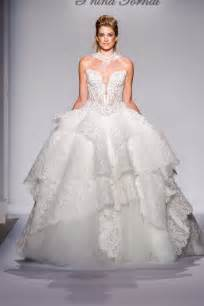 pnina tornai wedding dresses 4 pairs kleinfeld paper invitations pnina dresses