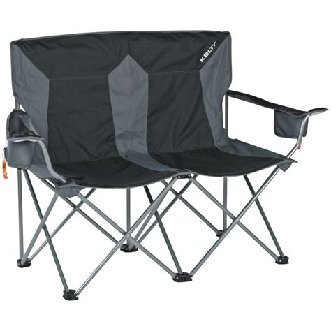 Two Person Chair by Kelty Loveseat 2 Person C Chair Blue Ultrarob