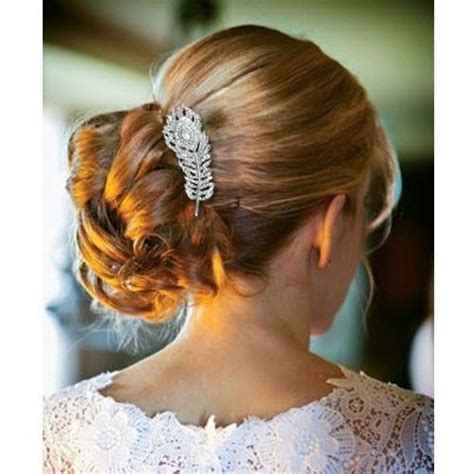 vintage bridesmaid hair pieces luxury bridal bridesmaid peacock hair pieces comb tiara