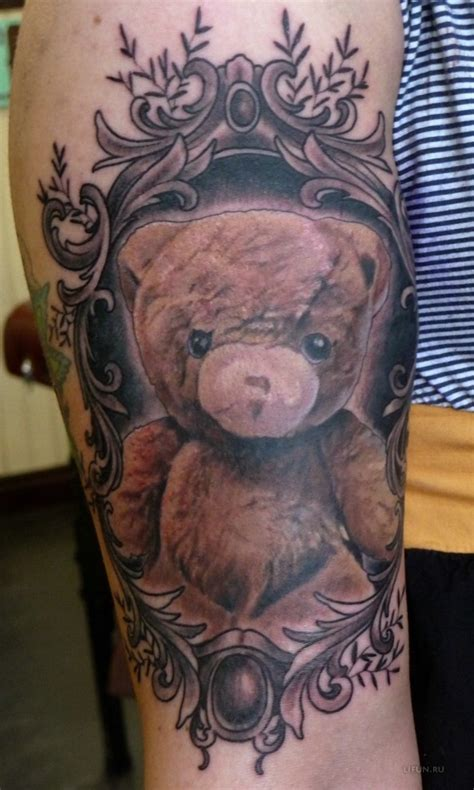 teddy bears tattoos designs teddy tattoos designs ideas and meaning tattoos