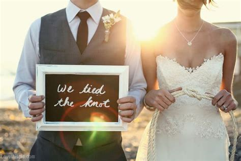 5 Couples Who Just The Knot by We The Knot Quotes Photography Wedding Outdoors