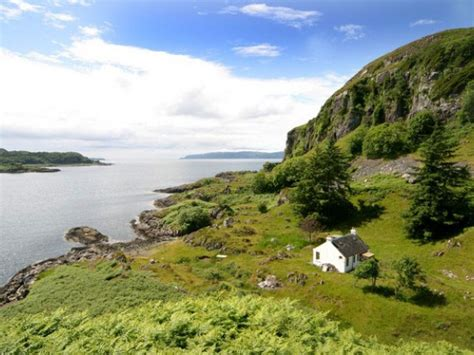 cottage scotland 3 bedroom secluded cottage in scotland argyll oban west