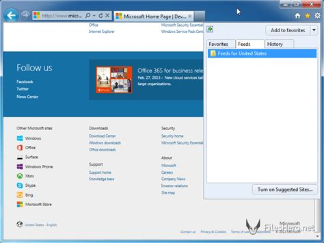 Microsoft Home Page Explorer 11 For Free Fileshero Net