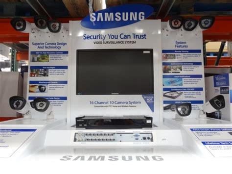 samsung 16 channel 10 surveillance system