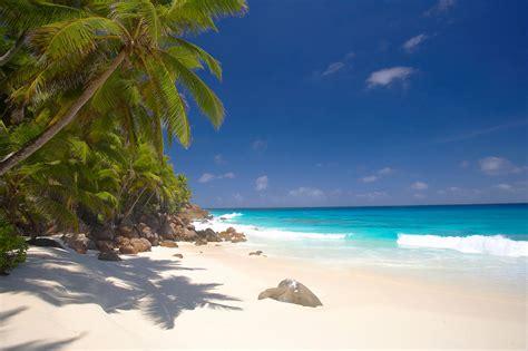 island top seychelles beautiful island with top beaches world