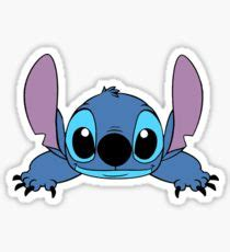 Wall Decor Stickers For Kids stitch stickers redbubble