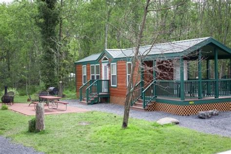 Delaware Water Gap Cabin Rentals by Delaware Water Gap Pocono Mountain Koa Cground Go