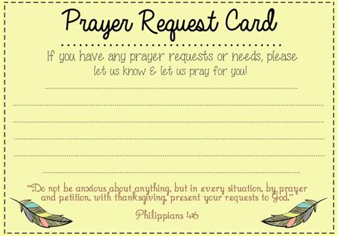 prayer request form template prayer request form www pixshark images galleries