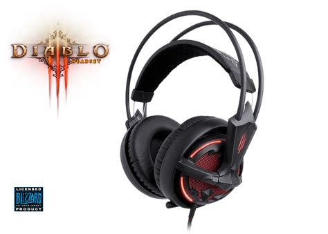 Headset Steelseries Diablo Steelseries Diablo Iii Headset