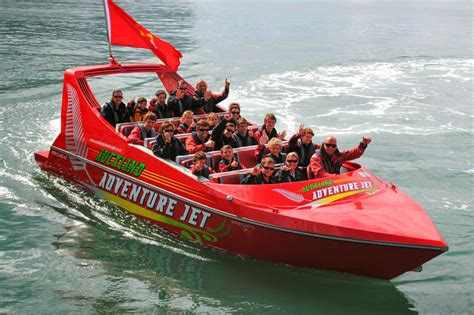 best boat names nz best jet boat rides in new zealand s north island south