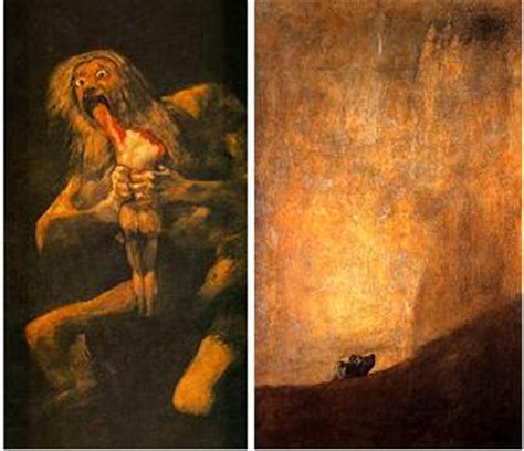 imagenes pinturas negras de goya 218 ltima org 237 a en la quinta del sordo