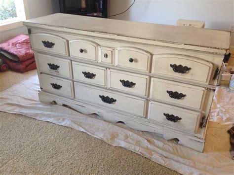 diy chalk paint furniture wax my furniture redo i used diy chalk paint valspar