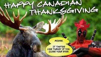 canadain thanksgiving deadpool celebrates canadian thanksgiving comic vine