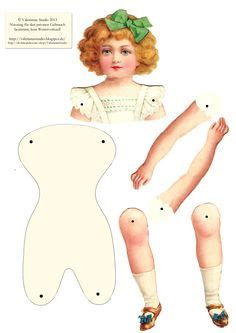 1000 images about jointed paper dolls on pinterest 1000 images about paper dolls jointed on pinterest