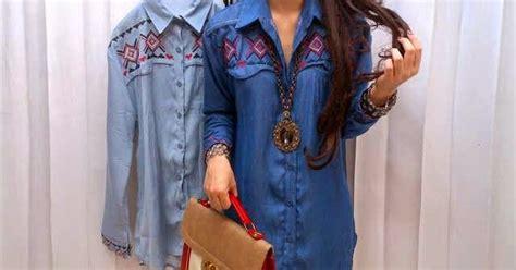 Gamis Levis Wanita Terbaru model baju levis wanita terbaru di jual harga murah